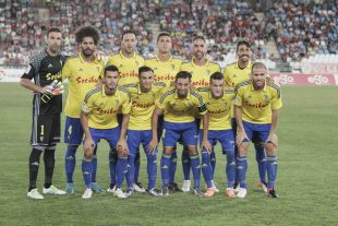 Los elegidos en el debut del Cádiz
