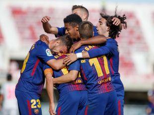FC Barcelona B - Almería.