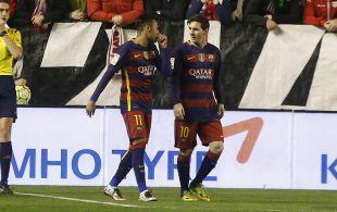 Rayo - FC Barcelona.