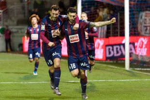 Eibar - Espanyol.