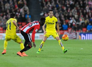 Athletic - Villarreal. ATHLETIC DE BILBAO-VILLARREAL 06-02-2016