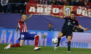 Atlético - Bayern.
