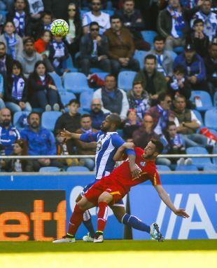 Deportivo - Getafe.
