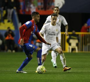 Levante - R. Madrid.