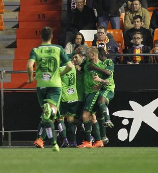 Valencia - Celta.