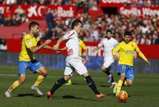 Sevilla - Las Palmas.