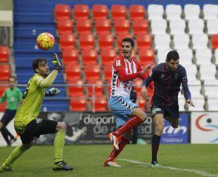 Lugo - Huesca. CD Lugo- SD Huesca