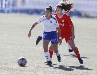 Zaragoza CFF - Sevilla Femenino. Partido Zaragoza Cff - Sevilla Femenino