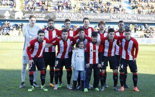 Alcorcón - Bilbao Athletic.