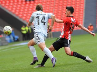 Bilbao Athletic - Nàstic. Bilbao Athletic-Mastic de Tarragona, 20-03-2016
