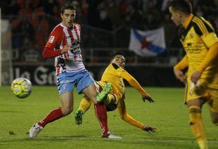 Lugo - Osasuna. Lugo-Osasuna