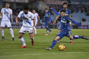 Getafe - Deportivo.