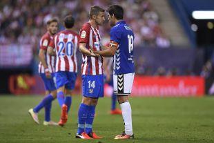 Atlético - Alavés.