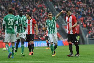 Athletic - R. Betis. Athletic de Bilbao -Betis, 13-03-2016