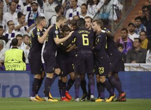 Real Madrid - Tottenham Hotspur FC / EFE/Ballesteros