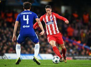 Chelsea FC  - Atlético de Madrid // EFE/ANDY RAIN