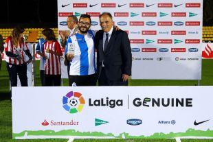 LaLiga Genuine - 1º Fase - Villarreal - Presentación Torneo. LALIGA GENUINE