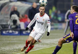 NK Maribor - Sevilla FC / EFE/ANTONIO BAT