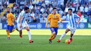Málaga - FC Barcelona. malaga-barcelona