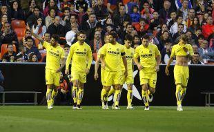 Valencia - Villarreal.
