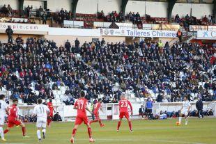 Albacete - Nàstic.