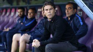 Rubi fue entrenador del Levante UD la temporada pasada