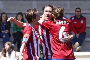Oviedo Moderno - At.Madrid Féminas.