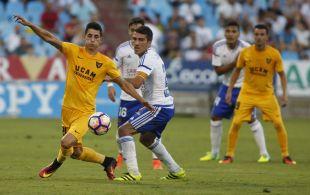 Zaragoza - UCAM Murcia CF. PARTIDO ZARAGOZA - MURCIA