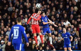 Chelsea FC - Atlético de Madrid // EFE/FACUNDO ARRIZABALAGA