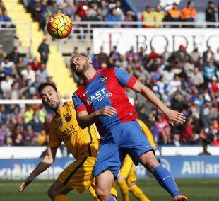 Levante - FC Barcelona.