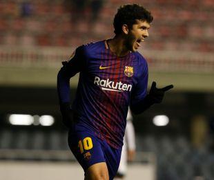 FC Barcelona B - Sporting.