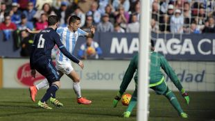 Málaga - R. Madrid. Malaga-Real Madrid