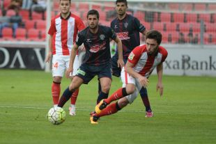 Huesca - Bilbao Athletic.