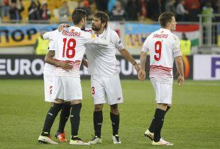 Shakhtar D. - Sevilla.