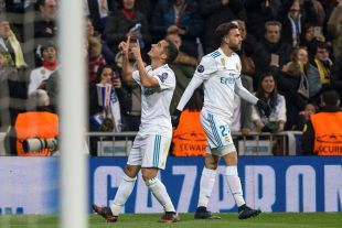 Real Madrid - Borussia Dortmund / EFE/Rodrigo Jiménez
