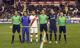 Rayo - Atlético.