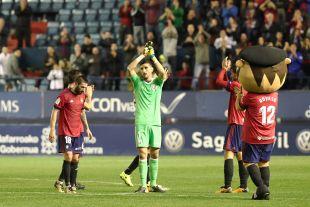 Osasuna - FC Barcelona B.