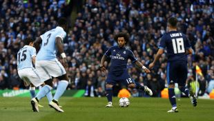 Manchester C. - R. Madrid.