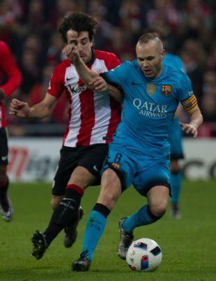 Athletic - FC Barcelona. ATHLETIC BILBAO BARCELONA