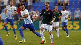 Málaga - Osasuna. Malaga-Osasuna