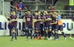 Keko y Bastón anotaron los goles del equipo de Mendilibar.