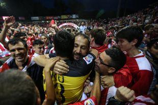 Girona - Zaragoza.