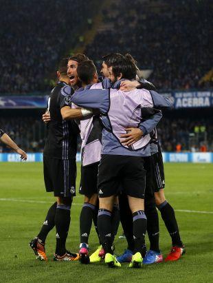 Nápoles - R. Madrid.