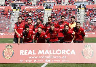 Mallorca - Nàstic. MALLORCA-NASTIC TARRAGONA