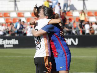 Fair-play y mucho fútbol en Valencia.