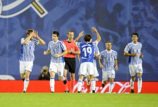 R. Sociedad - Espanyol. PARTIDO ALBENIZ