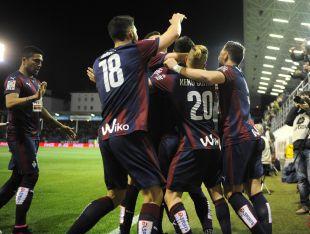 Eibar - Deportivo. PARTIDO