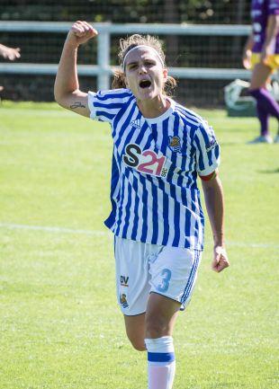 Real Sociedad - Granadilla Egatesa.