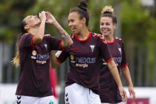 El F. Albacete sumó una importantísima victoria en su camino hacia la permanencia ante el Santa Teresa.