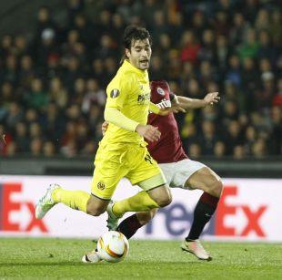 Sparta Praga - Villarreal.